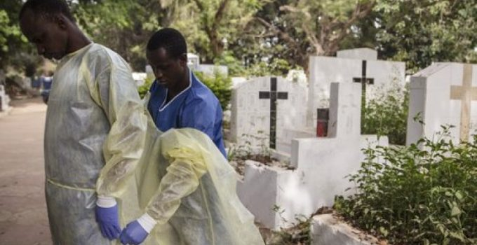 At Least 5 Dead In Guinea Ebola Flare-Up