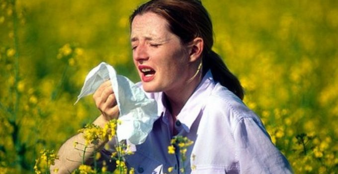 Blooming Trees Can Bring Misery To Allergy Sufferers